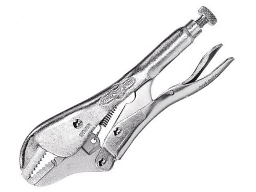 "Irwin Vise-Grip 10R Straight Jaw Locking Mole Grip Pliers 250mm 10"" T0102EL4"